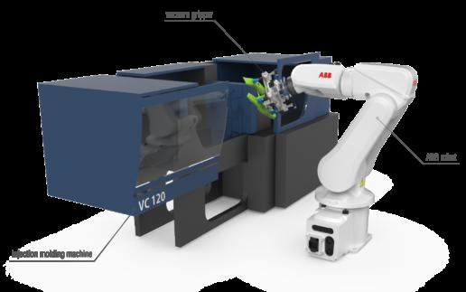 wizualizacja-robot-przemysłowy